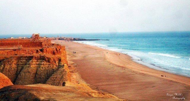 Cape Mount Beach Karachi