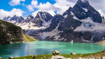 Chitta Katha Lake