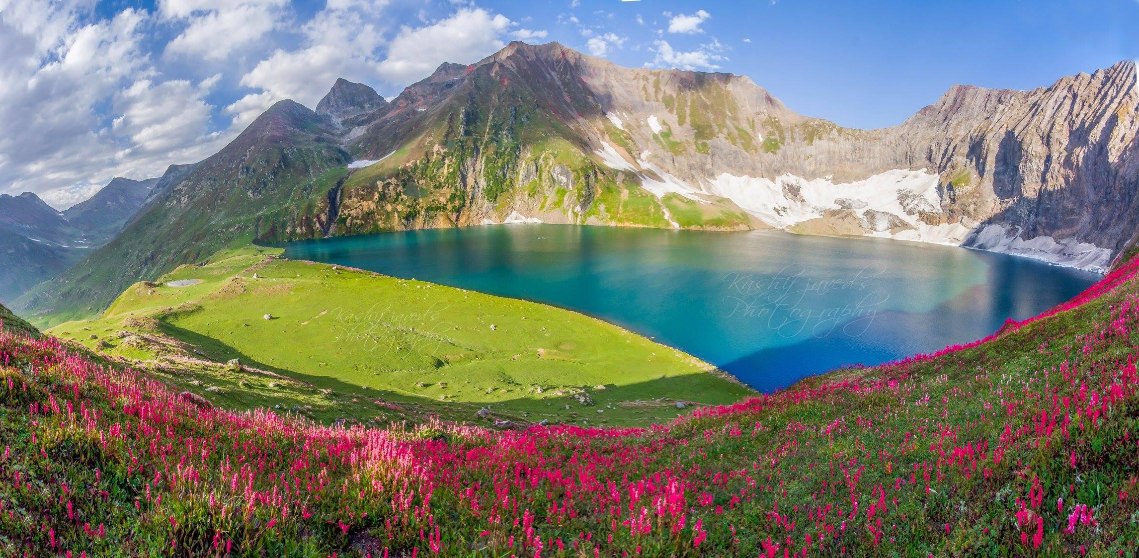 Ratti Gali Lake