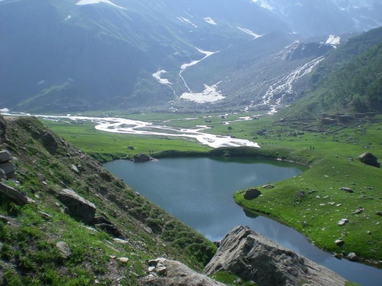 Lake at Shounter