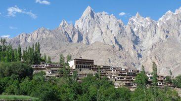 Khaplu Valley