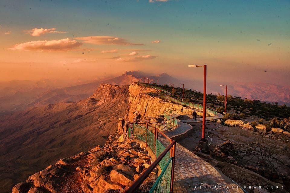 Trip to Gorakh Hill Station (Night)